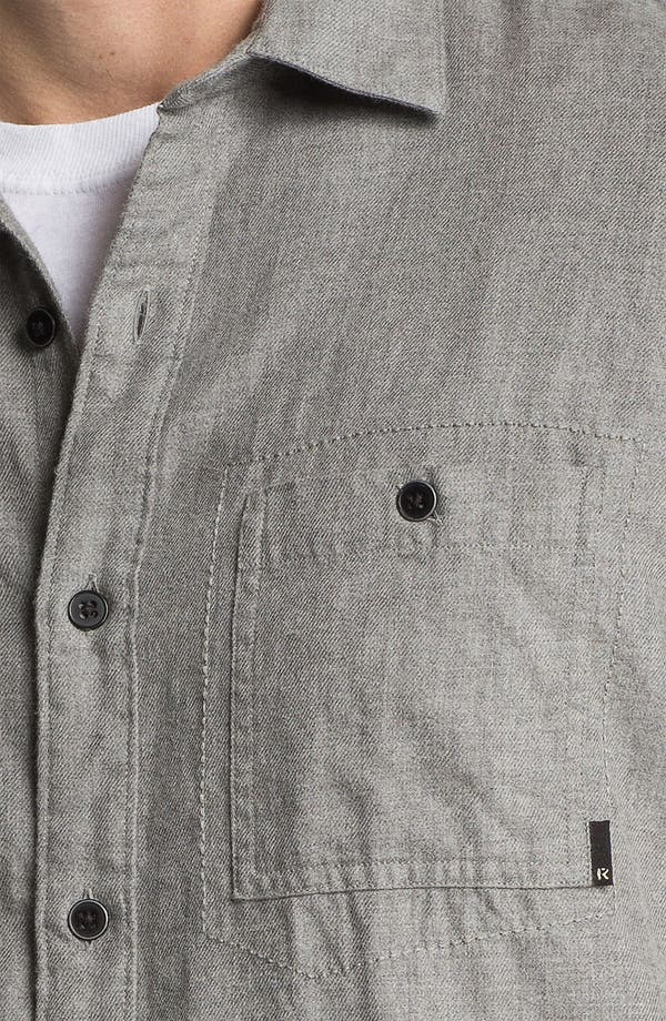 Alternate Image 3  - R44 Rogan Standard Issue Grid Woven Shirt