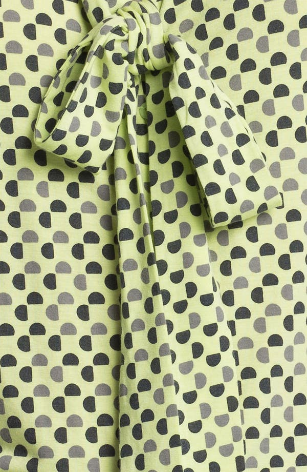 Alternate Image 3  - Halogen Tie Neck Sleeveless Knit Top