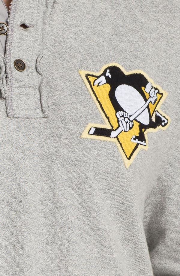Alternate Image 4  - Red Jacket 'Penguins - Ten Grand' Long Sleeve T-Shirt