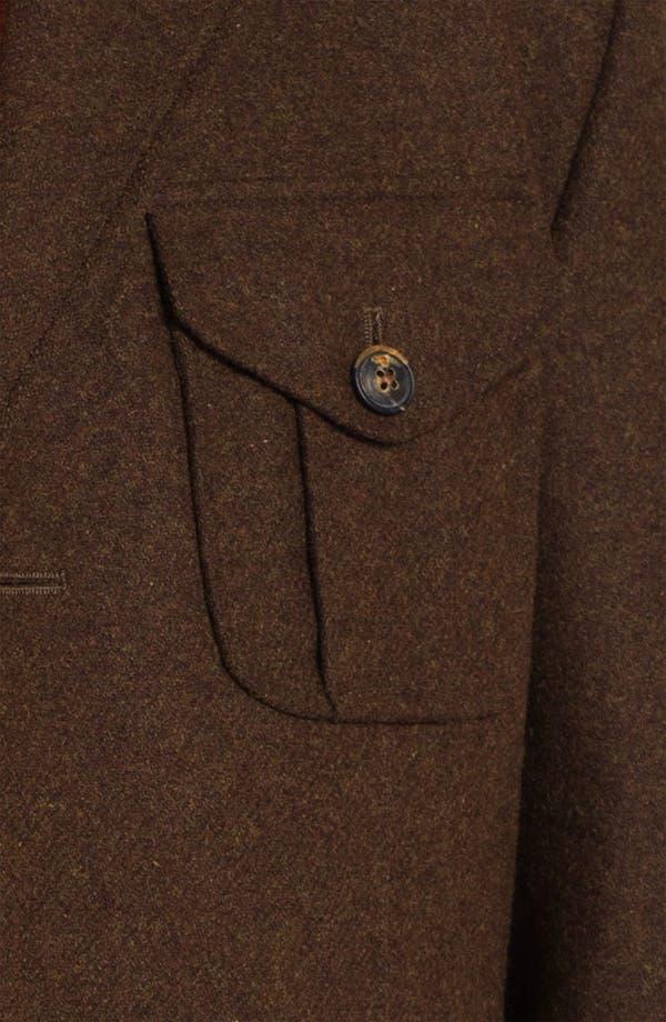 Alternate Image 3  - Scotch & Soda Hunting Blazer with Removable Vest