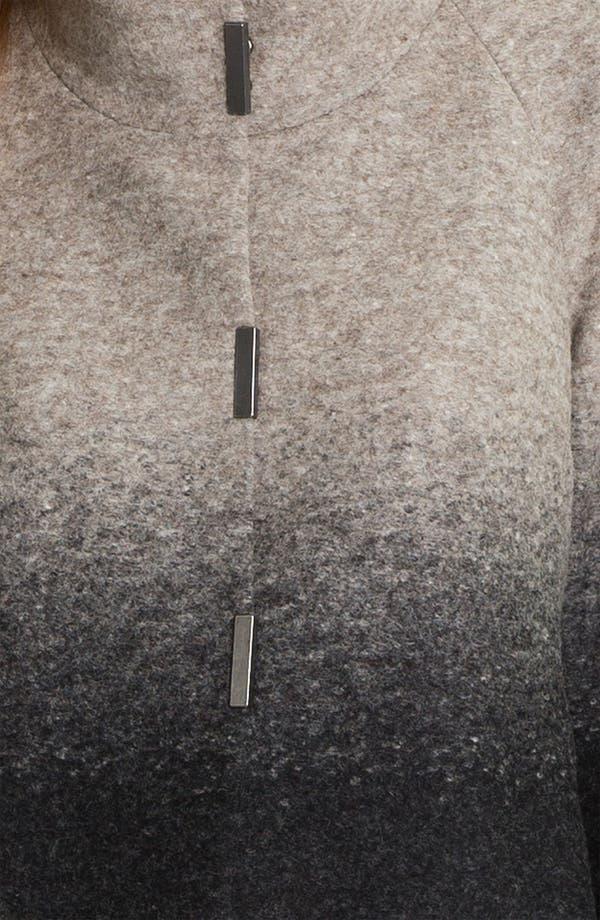 Alternate Image 3  - Nordstrom Collection 'Penelope' Ombré A-Line Jacket