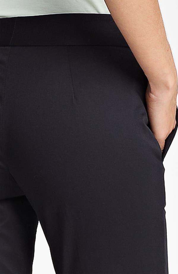 Alternate Image 3  - Piazza Sempione Skinny Ankle Zip Pants