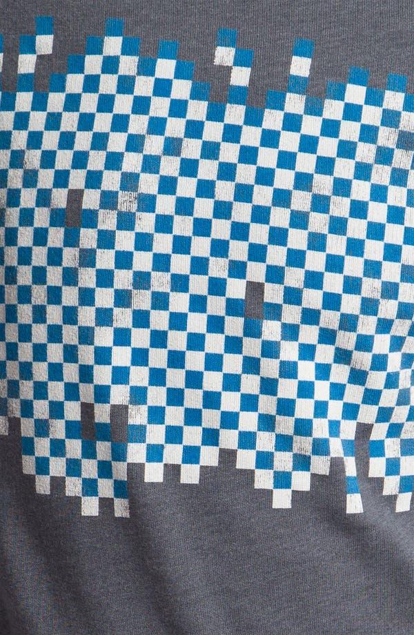 Alternate Image 3  - Topo Ranch 'Check' Crewneck Sweatshirt