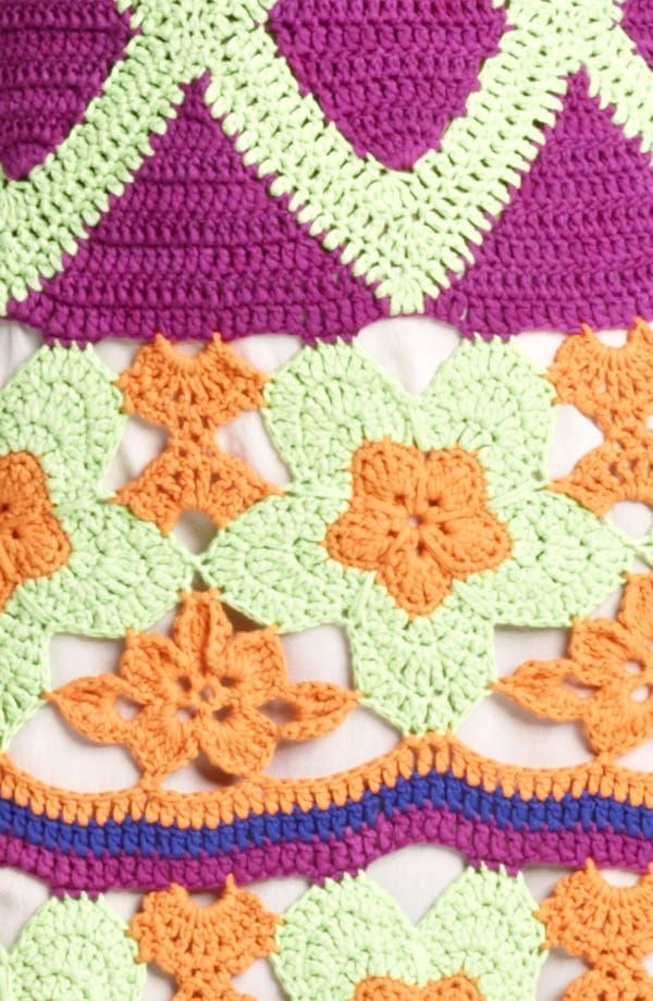 Alternate Image 3  - Moschino Cheap & Chic Crochet Dress
