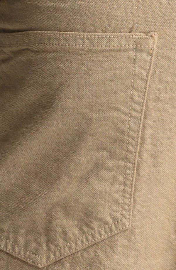 Alternate Image 4  - rag & bone 'RB15X' Cotton Chinos