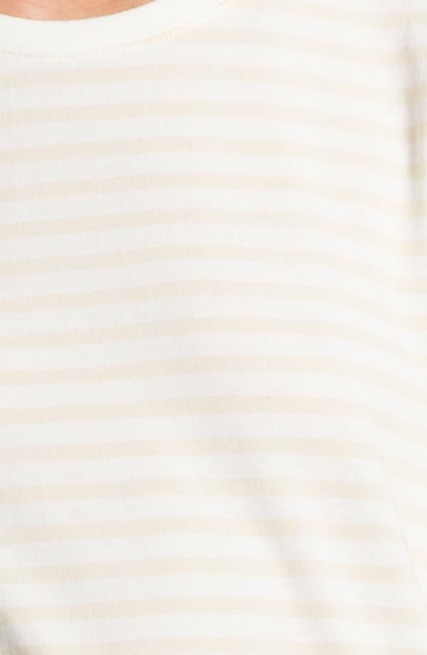 Alternate Image 3  - A.P.C. Stripe Sweatshirt