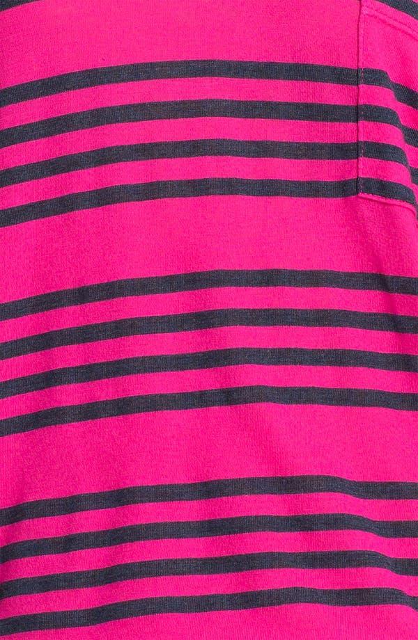 Alternate Image 3  - Splendid 'Capri' Stripe Drop Shoulder Tee