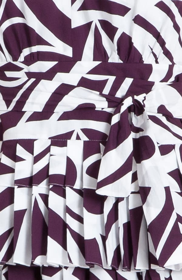 Alternate Image 3  - Marni Swirl Print Ruffled Dress