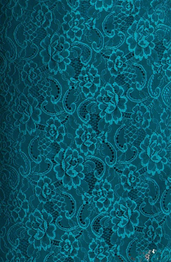 Alternate Image 3  - Tahari Stretch Lace Dress (Petite)