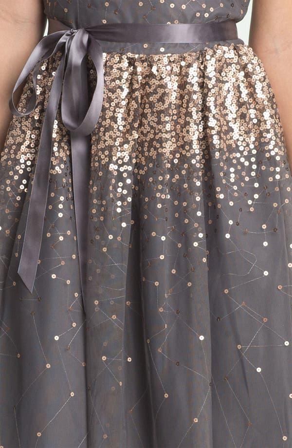 Alternate Image 3  - Eliza J Embellished Tulle Fit & Flare Dress
