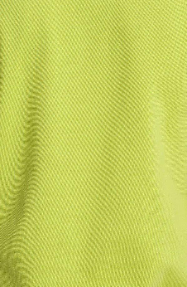 Alternate Image 3  - Versace Short Sleeve Piqué Polo