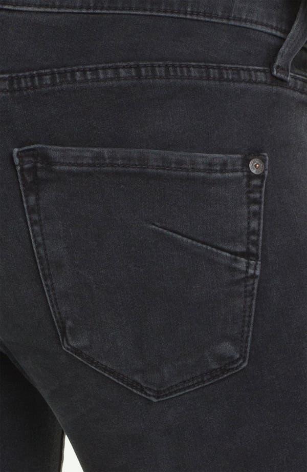 Alternate Image 3  - James Jeans Stretch Denim Leggings (Petite) (Online Exclusive)