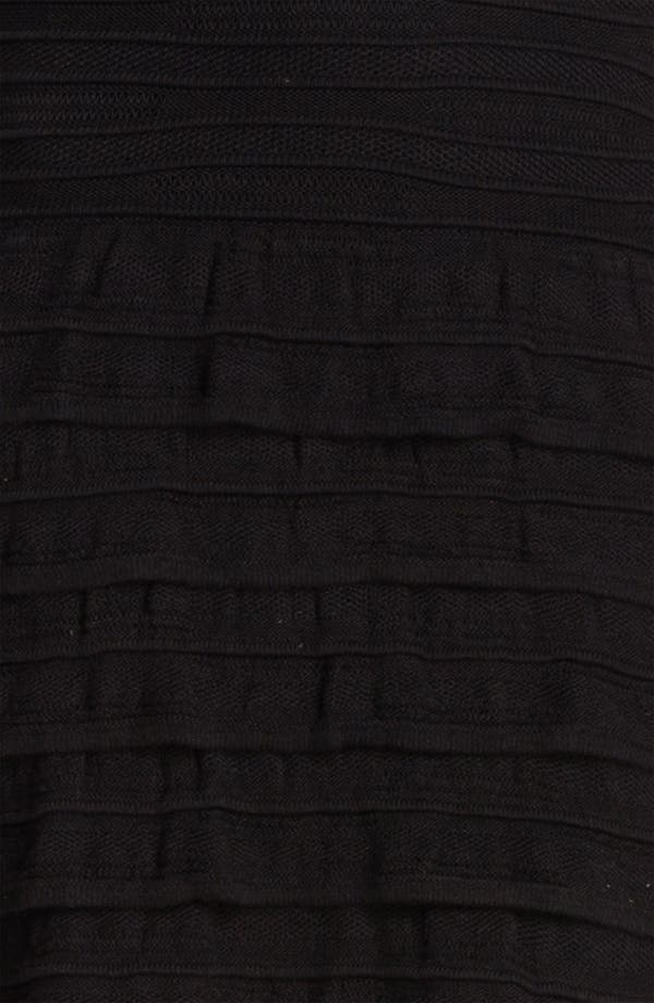 Alternate Image 3  - Cut25 Cable Knit Ruffle Tank Dress