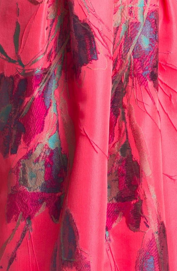 Alternate Image 3  - Lela Rose Boatneck Dress