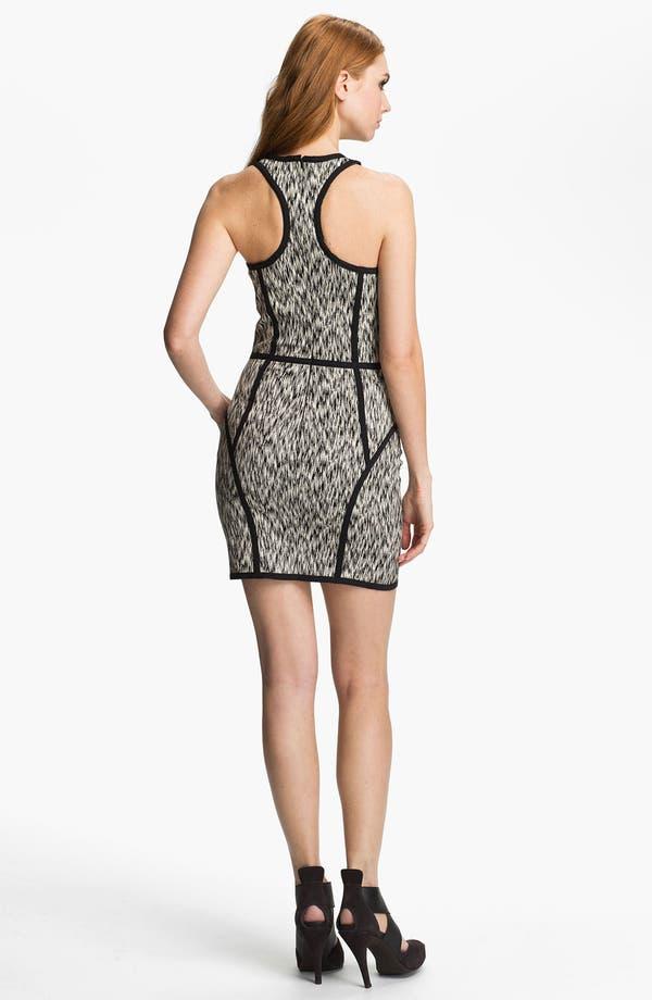 Alternate Image 2  - Parker 'Palms' Stretch Sheath Dress