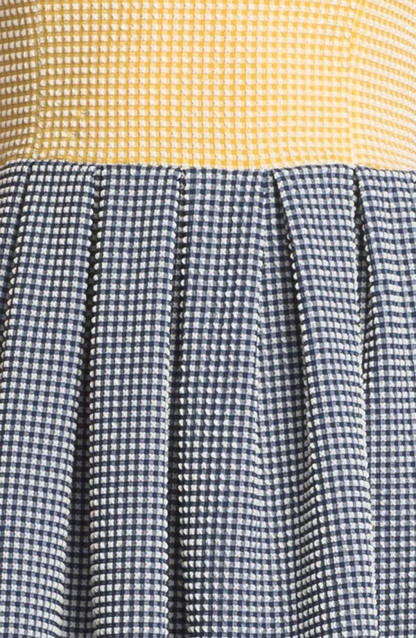 Alternate Image 3  - Opening Ceremony 'Stanley' Smocked Gingham Dress