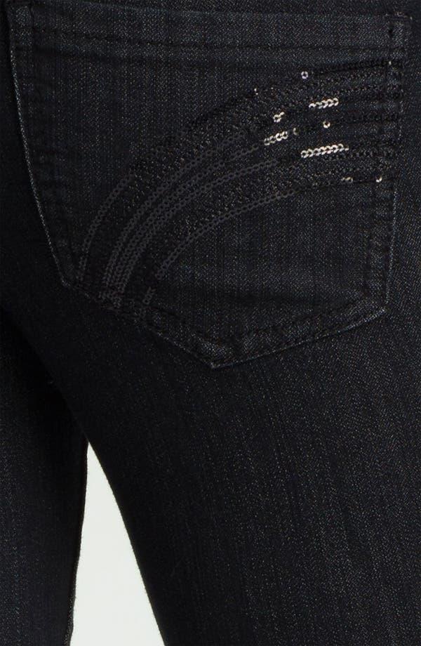 Alternate Image 3  - Jag Jeans 'Tatum' Pull On Straight Leg Jeans (Petite)