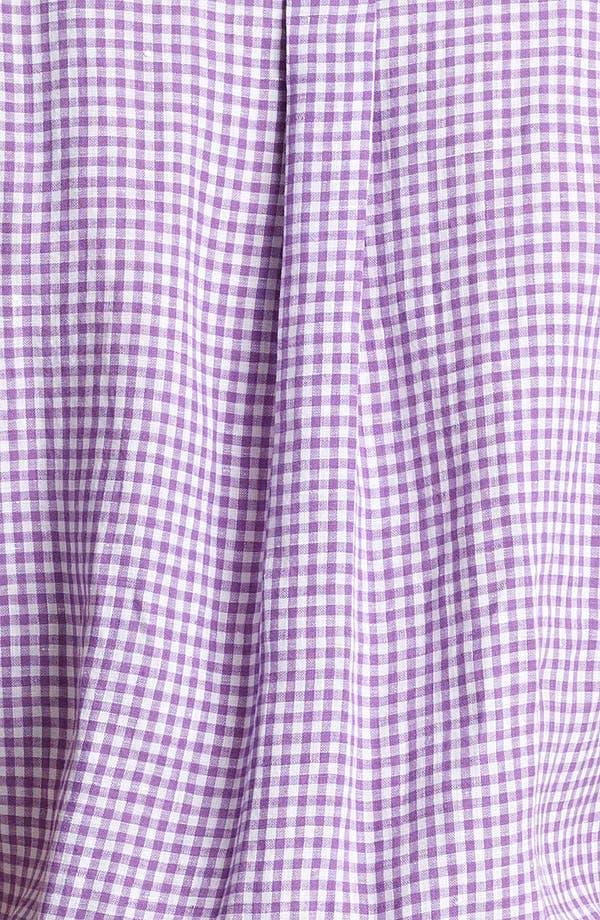 Alternate Image 3  - Polo Ralph Lauren Classic Fit Short Sleeve Linen Sport Shirt