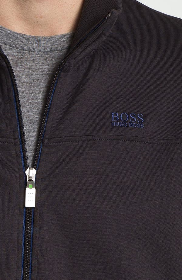 Alternate Image 3  - BOSS Green 'Skaz 1' Zip Fleece