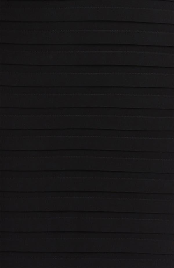 Alternate Image 3  - Adrianna Papell Pleated Jersey Sheath Dress (Plus)