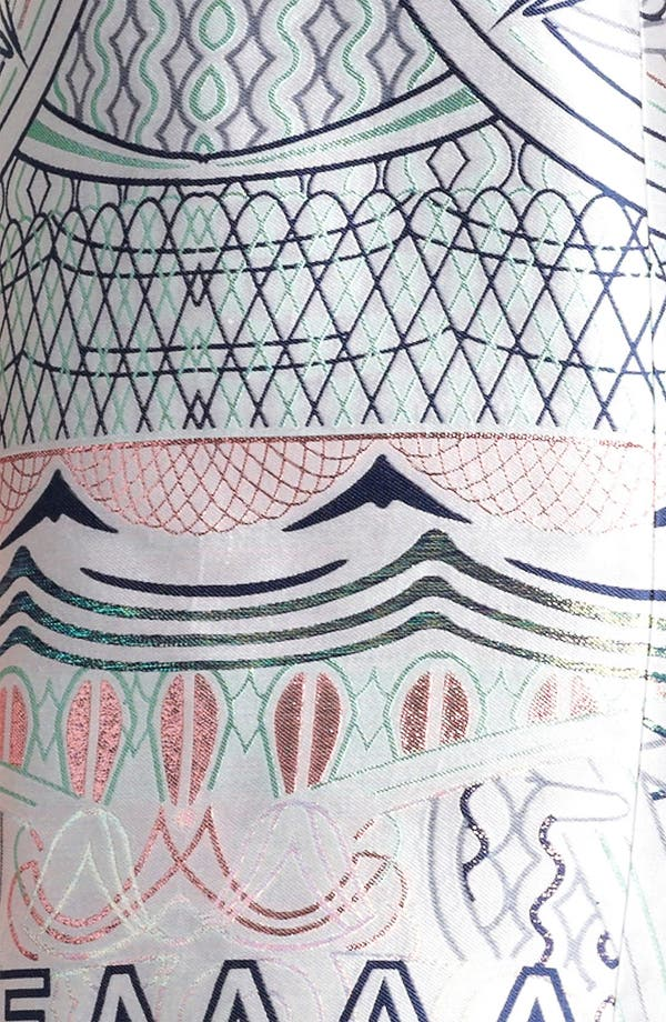 Alternate Image 3  - Mary Katrantzou Jacquard Shift Dress