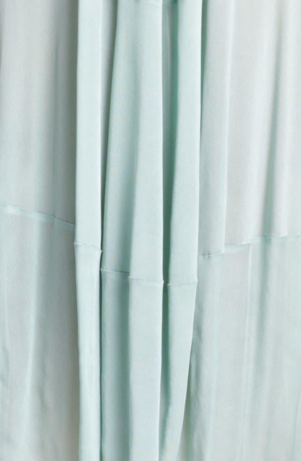 Alternate Image 3  - Donna Karan Collection Jersey & Crepe Dress