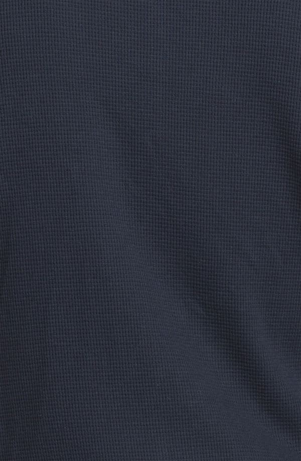Alternate Image 3  - Original Penguin Waffle Knit Zip Hoodie