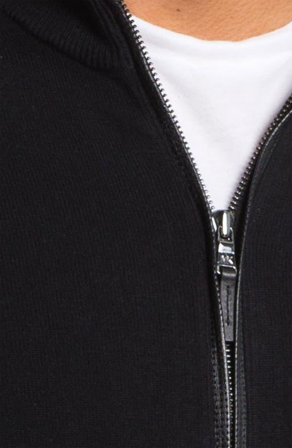 Alternate Image 3  - Michael Kors Zip Cardigan