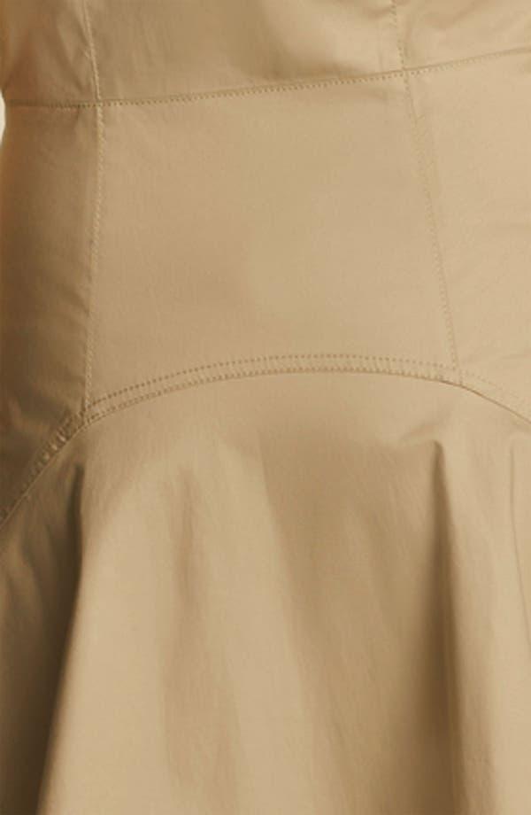 Alternate Image 3  - 3.1 Phillip Lim Gabardine Shirtdress
