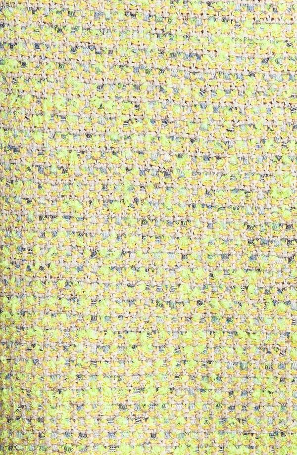 Alternate Image 5  - St. John Collection 'Park Lane' Tweed Skirt