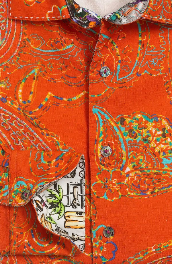 Alternate Image 5  - Robert Graham 'Arthur' Sport Shirt