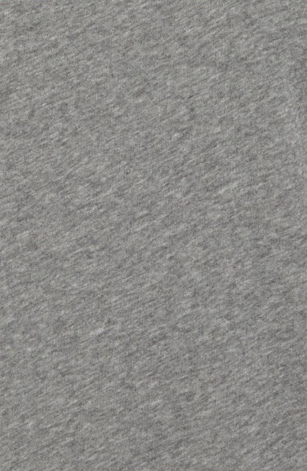 Alternate Image 4  - Leith Zip Shoulder Sweatshirt