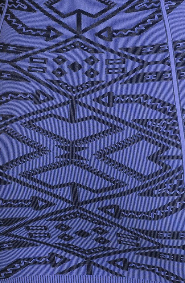 Alternate Image 3  - Free People Geometric Print Body-Con Dress