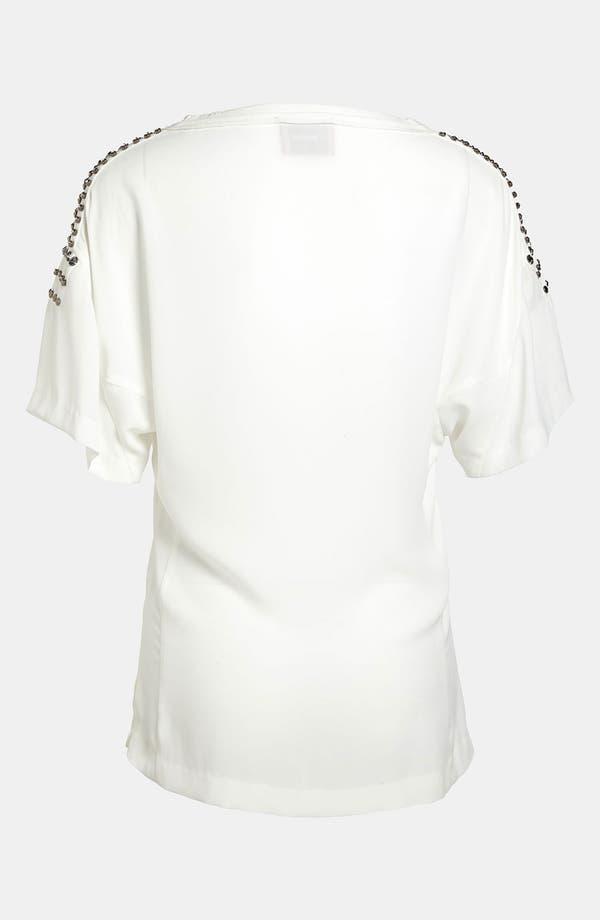 Alternate Image 2  - I.Madeline Studded Shoulder Top