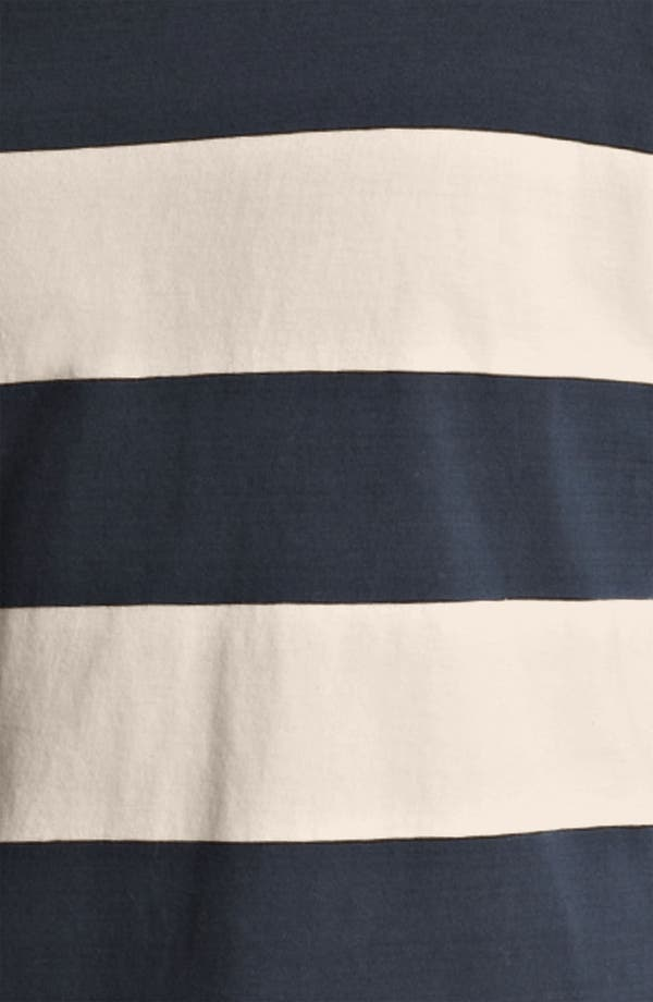 Alternate Image 3  - Shipley & Halmos 'Staniel' Stripe Long Sleeve T-Shirt
