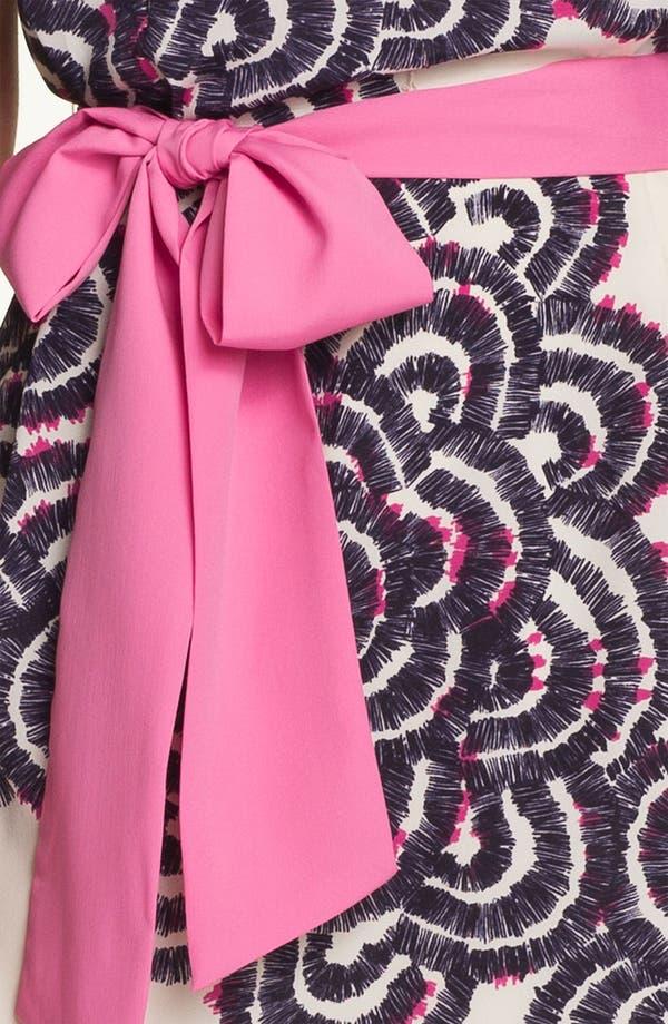 Alternate Image 3  - Eliza J Print Blouson Dress