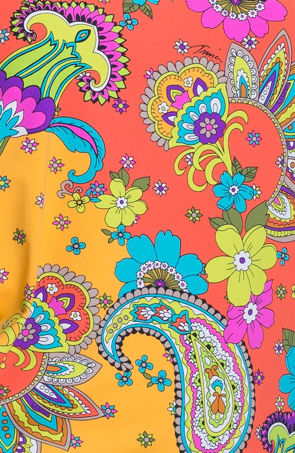 Alternate Image 3  - Trina Turk 'Summer of Love' Tunic Cover-Up