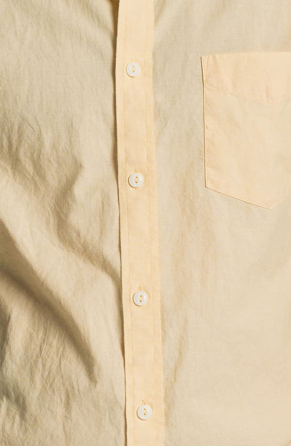 Alternate Image 3  - Ben Sherman Chambray Oxford Shirt