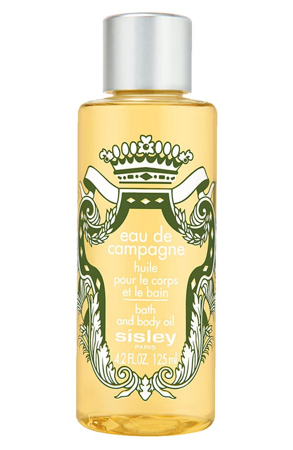 Alternate Image 1 Selected - Sisley Paris 'Eau de Campagne' Bath & Body Oil