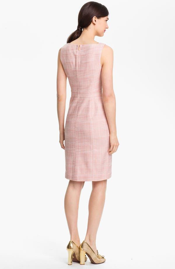 Alternate Image 2  - Tory Burch 'Jaydon' Cotton Blend Sheath Dress