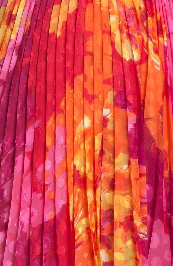 Alternate Image 4  - Adrianna Papell Print Fit & Flare Dress
