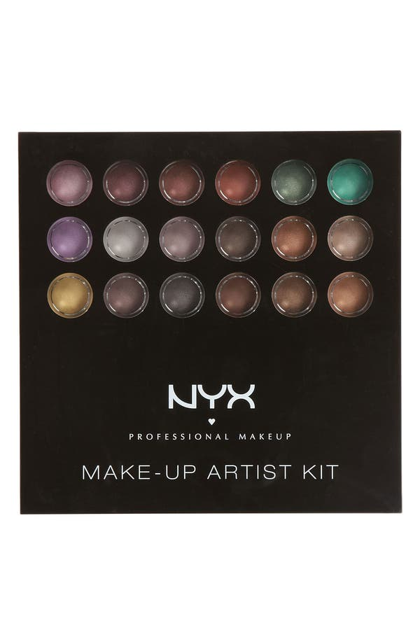 Alternate Image 2  - NYX Makeup Artist Kit