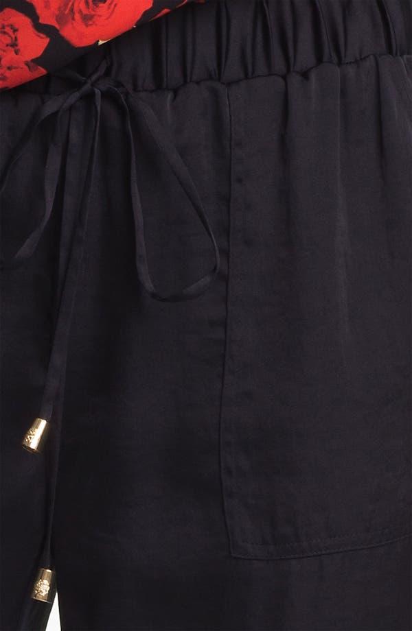 Alternate Image 3  - Vince Camuto Drawstring Waist Pants