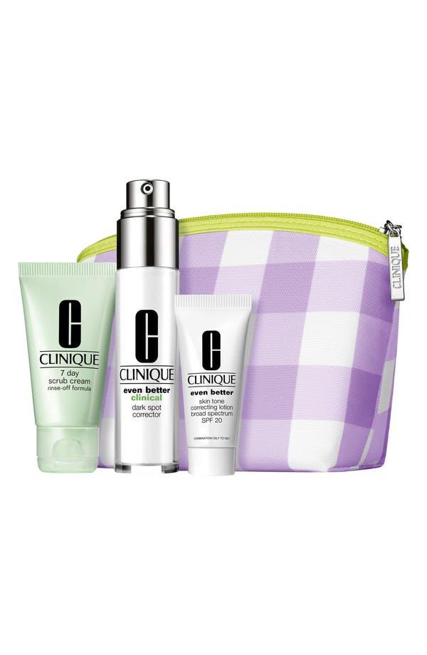 Main Image - Clinique 'Even Better' Skincare Set