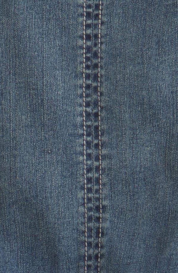 Alternate Image 3  - NYDJ 'Penny' Jean Jacket (Plus Size)