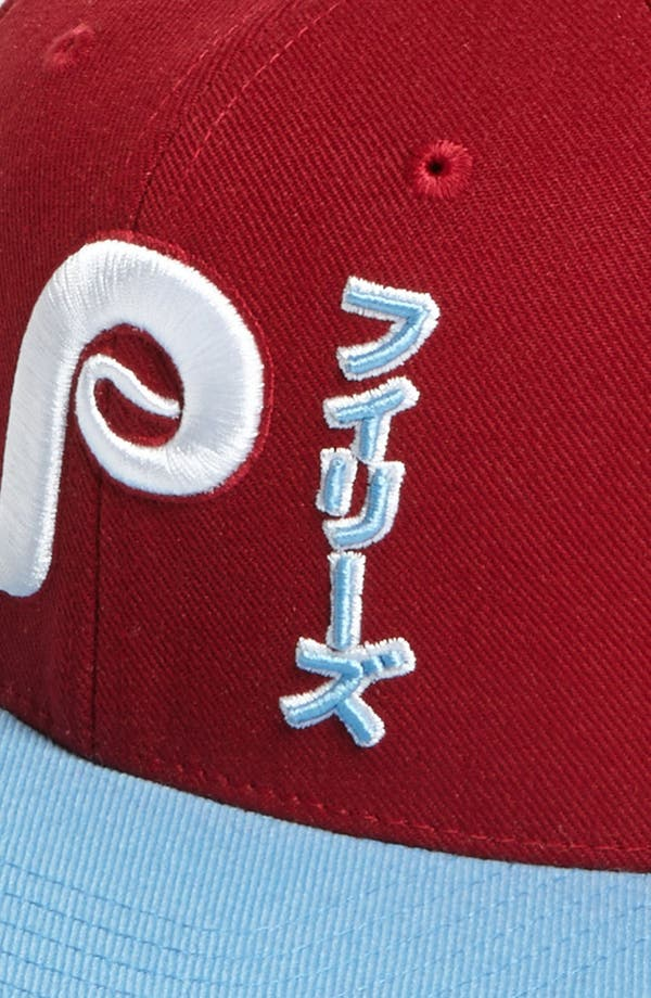 Alternate Image 2  - American Needle 'Tokyo Pop - Philadelphia Phillies' Snapback Baseball Cap