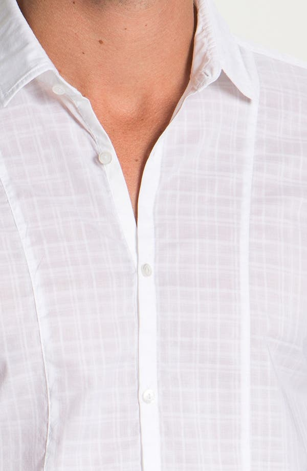 Alternate Image 3  - BOSS HUGO BOSS 'Pancho' Slim Fit Sport Shirt