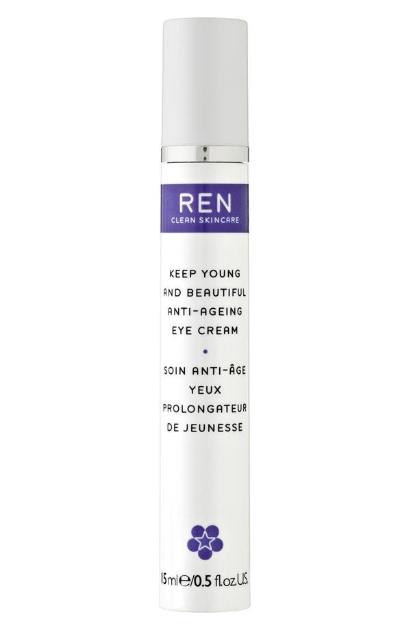 Alternate Image 1 Selected - SPACE.NK.apothecary REN Keep Young & Beautiful Anti-Ageing Eye Cream