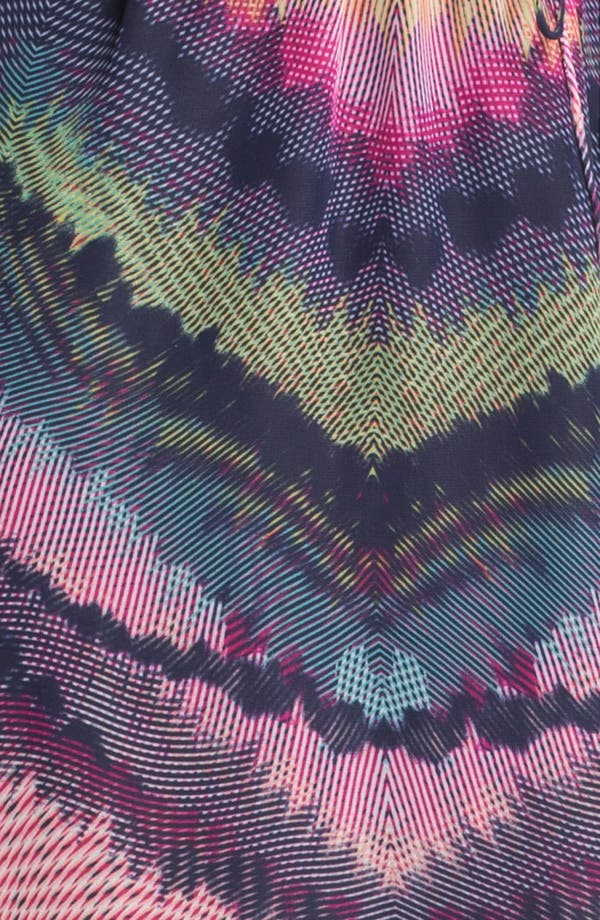 Alternate Image 3  - Olive & Oak Print Maxi Dress