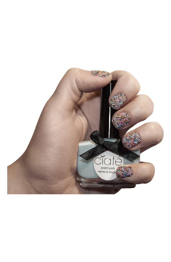 Alternate Image 2  - Ciaté 'Caviar Manicure™ - Cotton Candy' Set